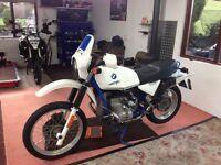 For Sale BMW R80 GS Basic