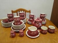 Denby Damask china for sale (in excellent perfect condition, no markings or chips)