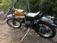 fantic cabellero 49cc 1972 only 4 prev owners 100% very good original cond and complete