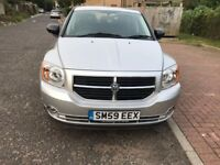 2009 Dodge Caliber 2.0 TD SXT 5dr Manual @07445775115