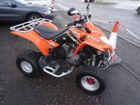 KYMCO MAXXER 300 ROAD LEGAL QUAD 2007/57