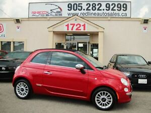 2013 Fiat 500C Convertible, Leather, WE APPROVE ALL CREDIT