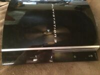 PS3 with 500Gb hard drive