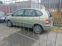 Renault scenic 2003 petrol breaking for parts