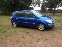 2005 Renault Scenic 1.6 Petrol Auto Spares or Repair