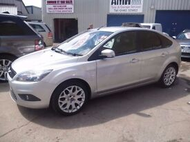 Ford FOCUS Zetec TDCI 109,5 dr hatchback,FSH,stunning car,runs and drives as new,great mpg,EO11AUF