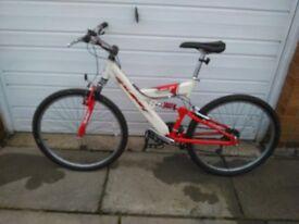Full Suspension & Lightweight Mountain / Hybrid Bike