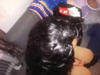 I do crochet Braids,hair extension,paint hair. Tranças, aplicação de tissagem, . £40/£50