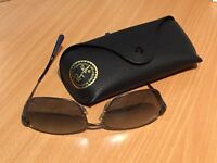Ray Ban RB3501 029/82 Polarized Sun Glasses