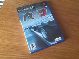 Racing Simulation 3 - PlayStation 2 Video Game