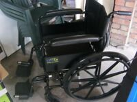 CareCo Viper Self Propelled Wheelchair