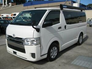 Toyota HiAce ( 2015 ) Campervan - Automatic - NEW Fit out - Low kms