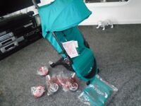 Brand new latest baby jogger city tour