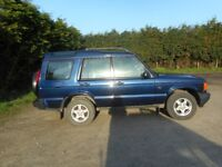 2002. Land Rover discovery TD5. very original. Full M.O.T. Good condition .