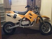 Dr 50 ready to ride selling cheap at £140 pick up only