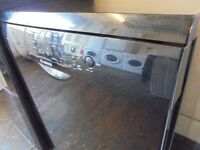 BOSCH BLACK LATEST MODEL DISHWASHER ,,,,,,, WARRANTY AND FREE DELIVERY