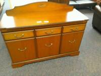 Sideboard with 3 Doors and 3 drawers #32708 £65