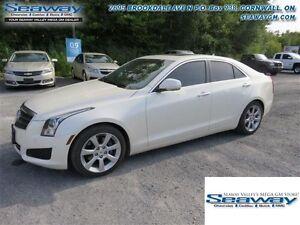2014 Cadillac ATS Luxury  - $156.26 B/W