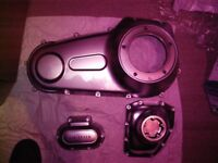 Harley davidson engine parts and accessories