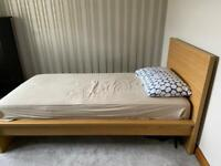 Ikea single bed frame MALM