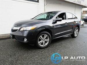 2013 Acura RDX Tech Package w/ Navigation!!