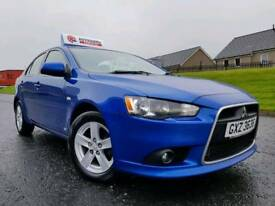 2011 Mitsubishi Lancer Gs2 2.0 Did-d, Full Mitsubishi Service History! Lovely Example! Full Yrs MOT