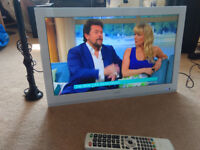 "Logik 22"" Full HD 1080p TV-DVD Combi"