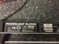 Behringer 1u power board