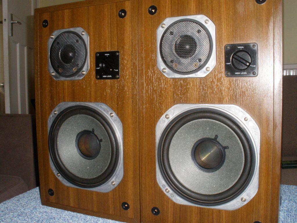 Vintage Yamaha Ns Speakers