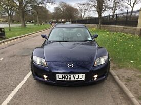 Mazda RX-8 Coupe, FSH, 231PS, High Spec, Great Condition