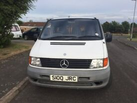 Mercedes Vito 108D Panel Van - 1998 - 1 Owner from new