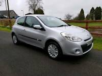 2011 RENAULT CLIO I-MUSIC 1.2 *ONLY 40000 MILES*