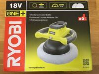Ryobi R18B-0 18V ONE+ Cordless Buffer - New in sealed box