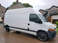 Man with van / carpet and upholstery cleaning services