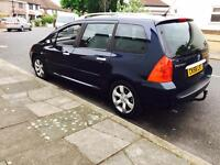 Peugeot 307 SW 2.0 HDI ( 2 same cars available choose the one you like)