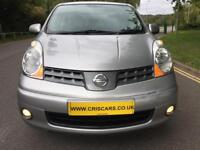 Nissan Note 1.4 Manual