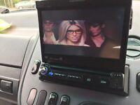 Ripspeed DV740 in car DVD/ CD player