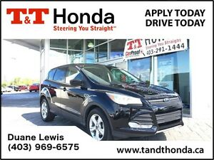 2016 Ford Escape SE* One Owner, No Accidents, Back Up Camera *