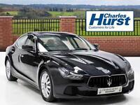 Maserati Ghibli DV6 (black) 2015-06-09