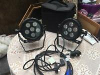 Lanta professional lighting perfect working Lighting coloured used perfect working £400