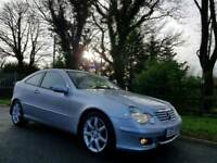 LOW MILEAGE MERCEDES BENZ C CLASS C200 CDI SPORT SE FINANCE FROM £125 PER MONTH