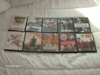 ALL ACTION DVDs 10 OFF