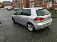 2009 VW GOLF 2.0 GT TDI 140 ONLY 85000 MILES FULL SERVICE HISTORY