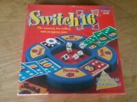New and Sealed Tomy Switch 16 Game