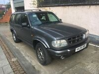2000 FORD EXPLORER NORTH FACE