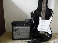 Brand New Guitar package