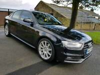 2012 62 Audi A4 2.0 TDI S Line (Facelift) 1 Owner From New FSH