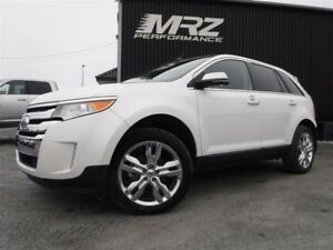 2014 Ford  EDGE  LIMITED AWD Cuir Toit GPS 20'' FULL