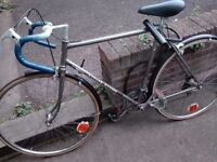 ROAD BIKE - VINTAGE STYLE - PERFECT CONDITIONS