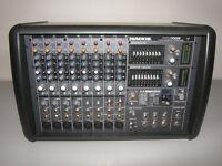 Mackie PPM1008 - 1600W, Ultra-Light Professional Powered Mixer with 32-Bit Digital RMFX+ Processor.